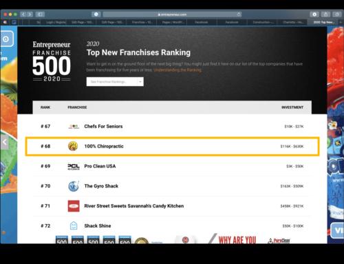 Entrepreneur Magazines #68 Top New Franchise